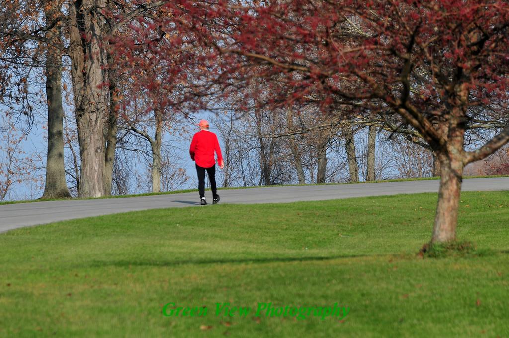 Sunday Stroll at Braddocks Park