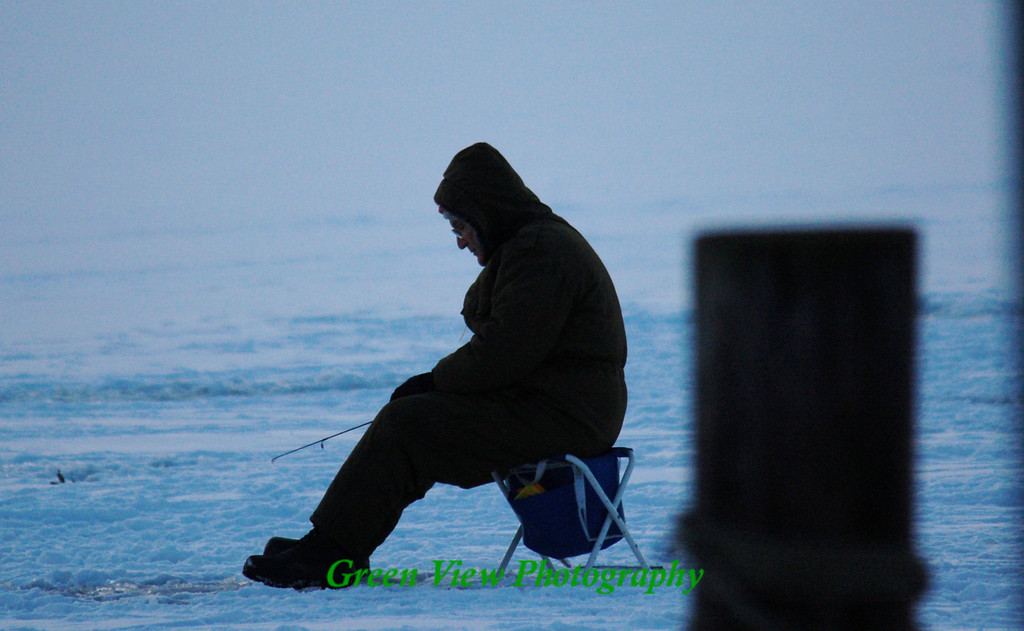 Chilly Fisherman
