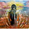 """Fly Away"" (oil) by Alecia Clark"
