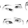 """""""Looking eyes"""" (digital drawing) by António Castilho"""