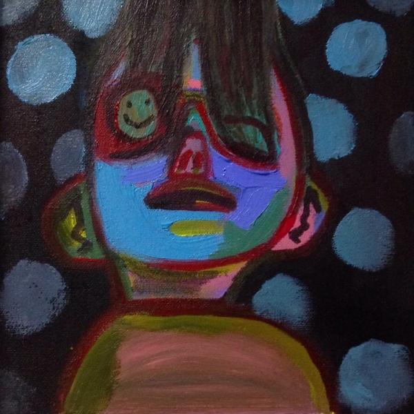 """Mind Free"" (oil) by Sihwa JHJ"