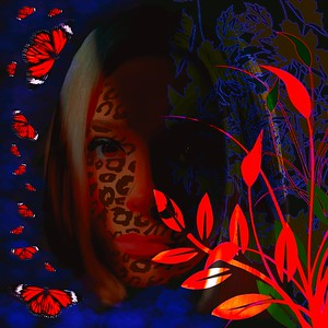 """""""Grace Over Tyranny"""" (digital) by Mary Draffin"""