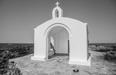 Agios Nikolaos Church, Crete.