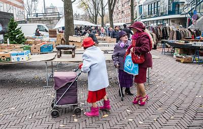 Street Market, Amsterdam