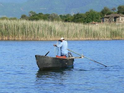 Fishing in Albania