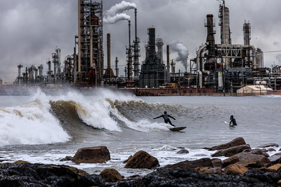 Human Nature: Industrial Surfer
