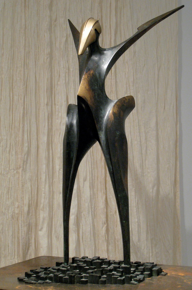 Sculpture, Pollak-Krasner House, East Hampton (C) 2011