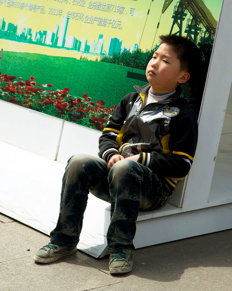 Boy in Shanghai (c) 2012