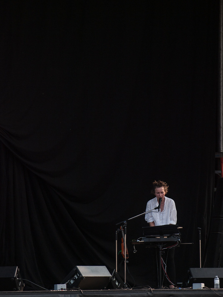 Laurie Anderson in Concert