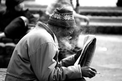 """""""Morning Smoke"""""""