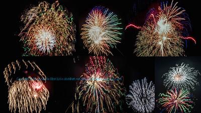 Obst Photos 2016 Nikon D810 White Lake Centennial 1916 to 2016 Celebration Fireworks Image 4118