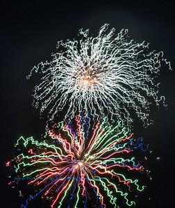 Obst Photos 2016 Nikon D810 White Lake Centennial 1916 to 2016 Celebration Fireworks Image 4102