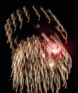 Obst Photos 2016 Nikon D810 White Lake Centennial 1916 to 2016 Celebration Fireworks Image 4117