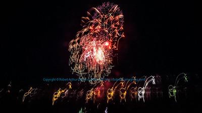Obst Photos 2016 Nikon D810 White Lake Centennial 1916 to 2016 Celebration Fireworks Image 4119