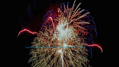 Obst Photos 2016 Nikon D810 White Lake Centennial 1916 to 2016 Celebration Fireworks Image 4131