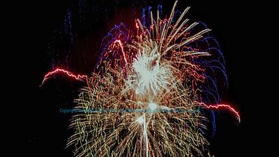Obst Photos 2016 Nikon D810 White Lake Centennial 1916 to 2016 Celebration Fireworks Image 4131