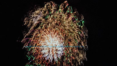 Obst Photos 2016 Nikon D810 White Lake Centennial 1916 to 2016 Celebration Fireworks Image 4146