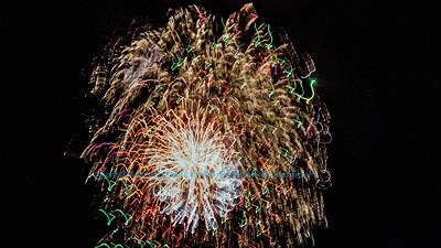 Obst Photos 2016 Nikon D810 White Lake Centennial 1916 to 2016 Celebration Fireworks Image 4146