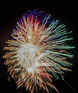 Obst Photos 2016 Nikon D810 White Lake Centennial 1916 to 2016 Celebration Fireworks Image 4120