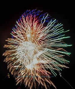 Obst Photos 2016 Nikon D810 White Lake Centennial 1916 to 2016 Celebration Fireworks Image 4120