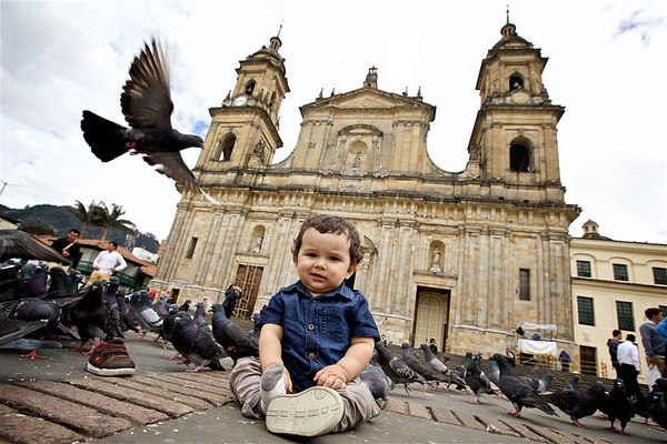 2017 Bogotá Colombia for World Without Orphans