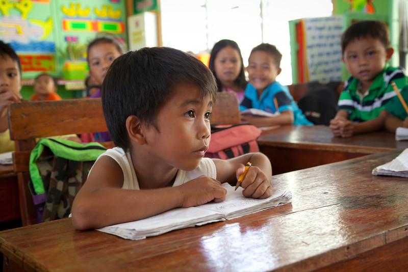 Philippines Elementary Students