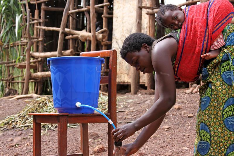 Rwandan Mother