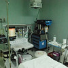 This photo shows anesthesia equipment (in blue) donated by IMAHelps to Hospital Asunción in Juigalpa.