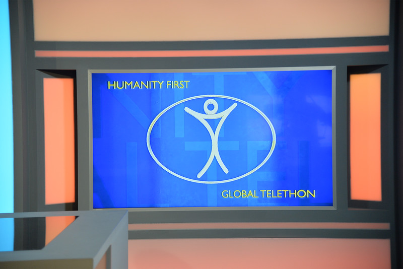Humanity First Global Telethon UK