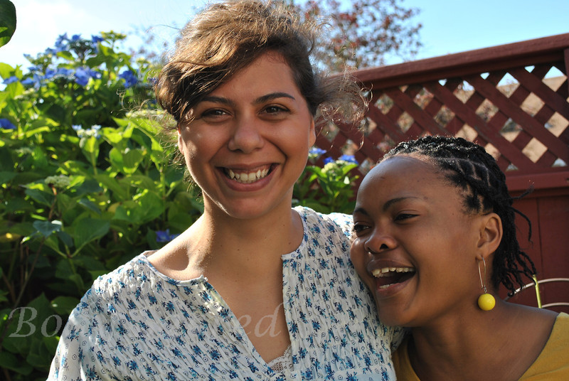 Sisters<br /> Tacoma, WA  ©2010