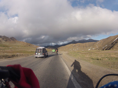 Cycling back to Marrakech