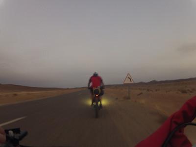 The Journey Across the Sahara
