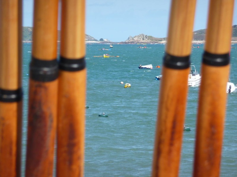 The World Gig Racing Championships on the Isles of Scilly