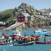 The final of the world gig racing championships, St Mary's, Isle of Scilly, 2009