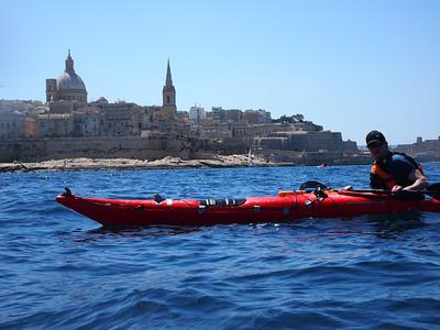 Exp6-Kayaking Malta and Gozo