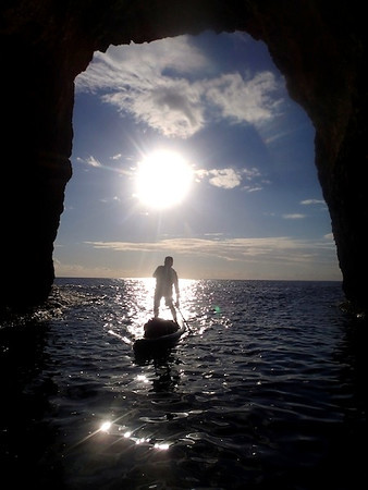 Explore Mallorca by Stand Up Paddle Board