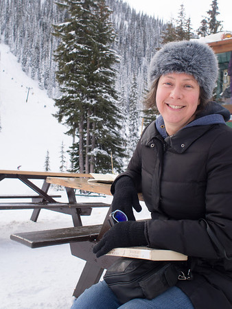 """""""The one time I went skiing - I was so excited. But I didn't take a lesson and I went straight down the hill. I was going way too fast and I crashed...hard. I told the people I was with that I was 'ok', but then I couldn't get up. I blew my knee out.""""<br /> <br /> """"That sucks.""""<br /> <br /> """"Yeah. But I ended up dating the cute ski patrol guy that came to my rescue. So it wasn't all bad. He brought me down the hill in one of those sled-stretchers. And as I was being loaded into the truck that was going to take me to the hospital, he slipped me a piece of paper with his number on it."""""""