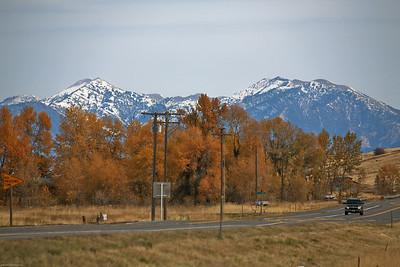 Bridger mtns- Gallatin Valley