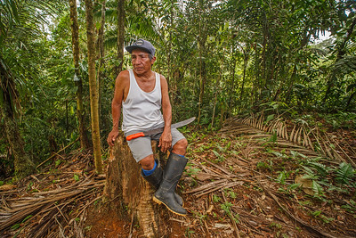 El Brazo community / Indigena Emberá / Colombia