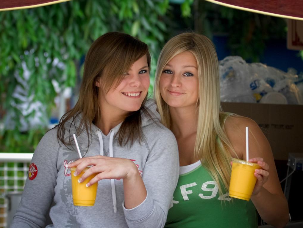 Juice girls