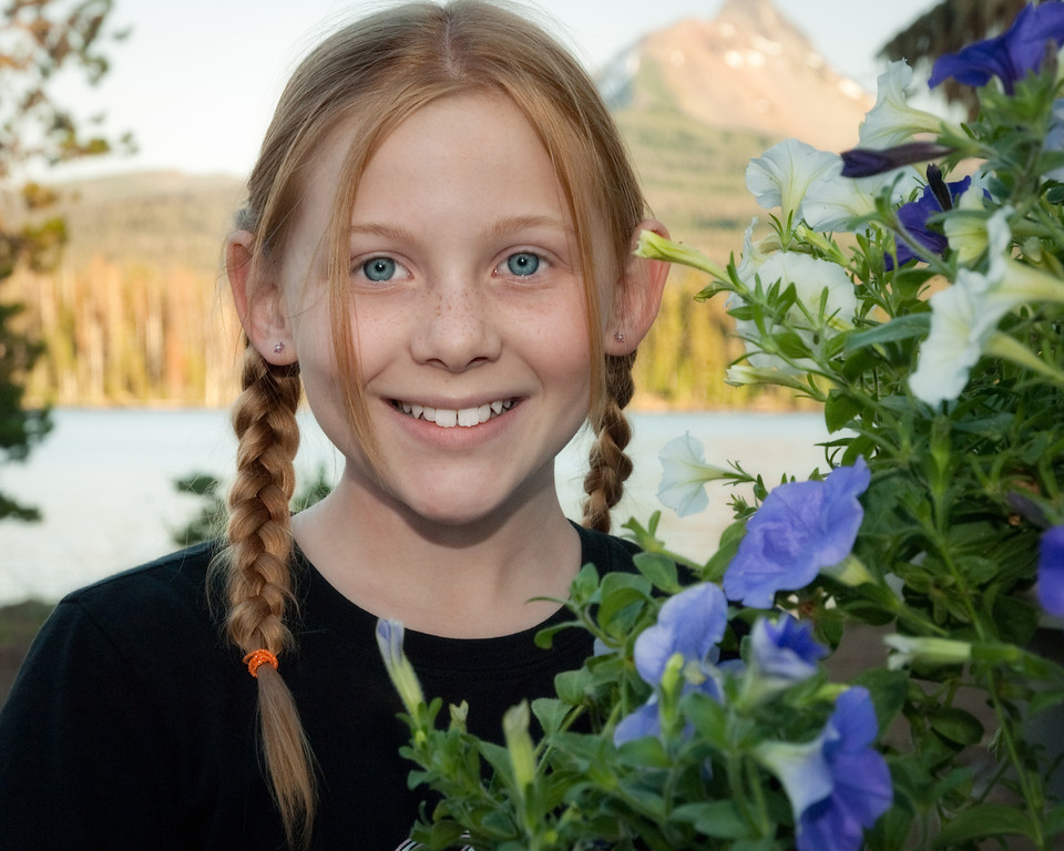 Girl of the lake