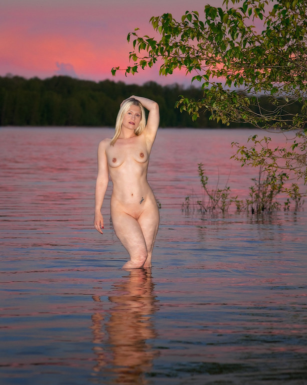 Naked Sunset<br /> <br /> © Douglas Remington - Ethereal Light Photography, LLC. All Rights Reserved. Do not copy or download.