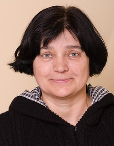Olga - CV photo