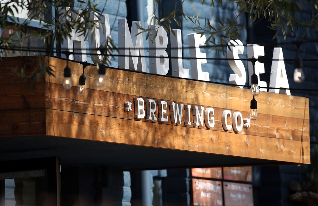 . Humble Sea Brewing Company in Santa Cruz