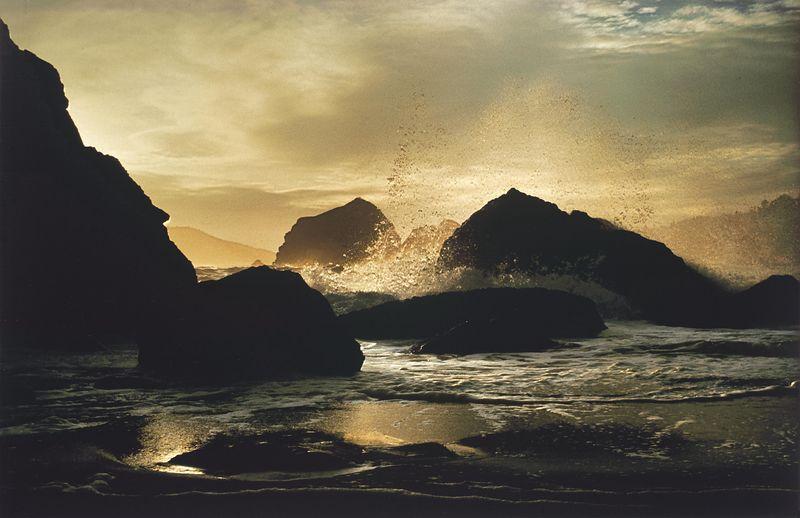 Luffenholtz Beach, Trinidad, California