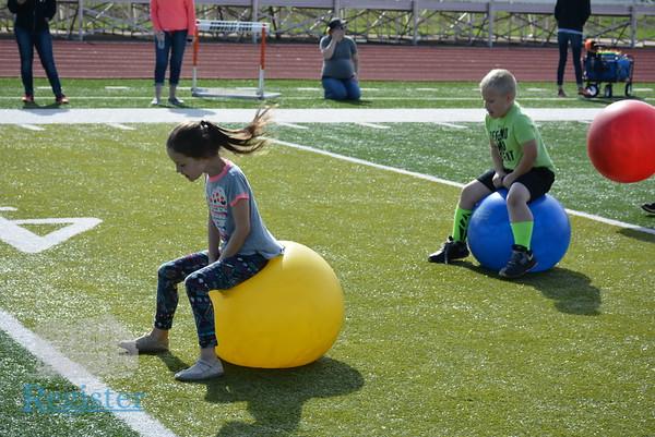 Humboldt Elementary School Play Day