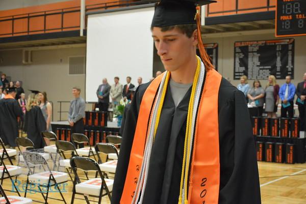 Humboldt High School Graduation