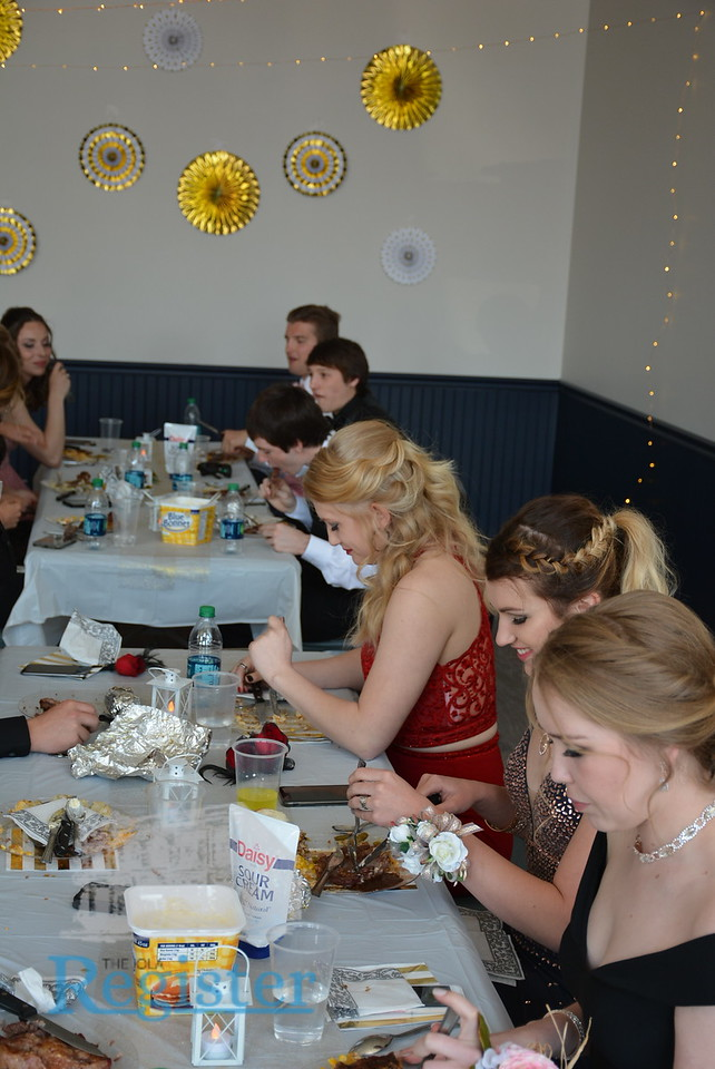 Humboldt High School Prom