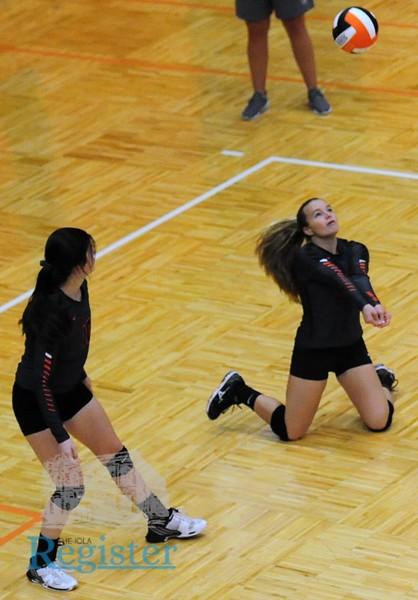 Humboldt Volleyball 8/28 vs Colgan and Jayhawk-Linn