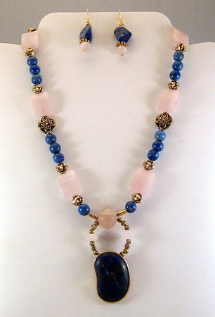 LOVE LAPIS SET: $70